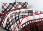 Sprei Motif Burberry London