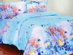 Sprei Motif Sea World